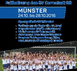SV98 Flyer- Münster_Fussballcamp_2016